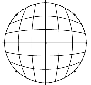 Approximation of parabolic surface