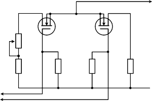 ES using FET transistors for acoustothermometer