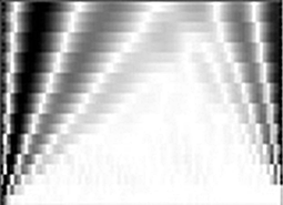 Signal wavelet-scalogram without Osborn wave