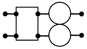 Data flow diagram of proposed algorithm for computation of 2-point FDCT