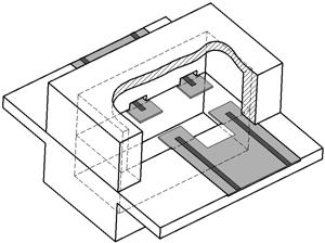 Design of quasi-planar K-band push-push low phase noise oscillator
