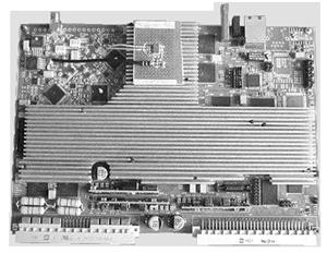 Prototype of a digital detector
