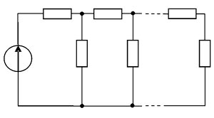 Nonuniform chain structure