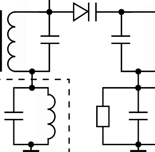 Regenerative triple-circuit parametric amplifier (RTPA)